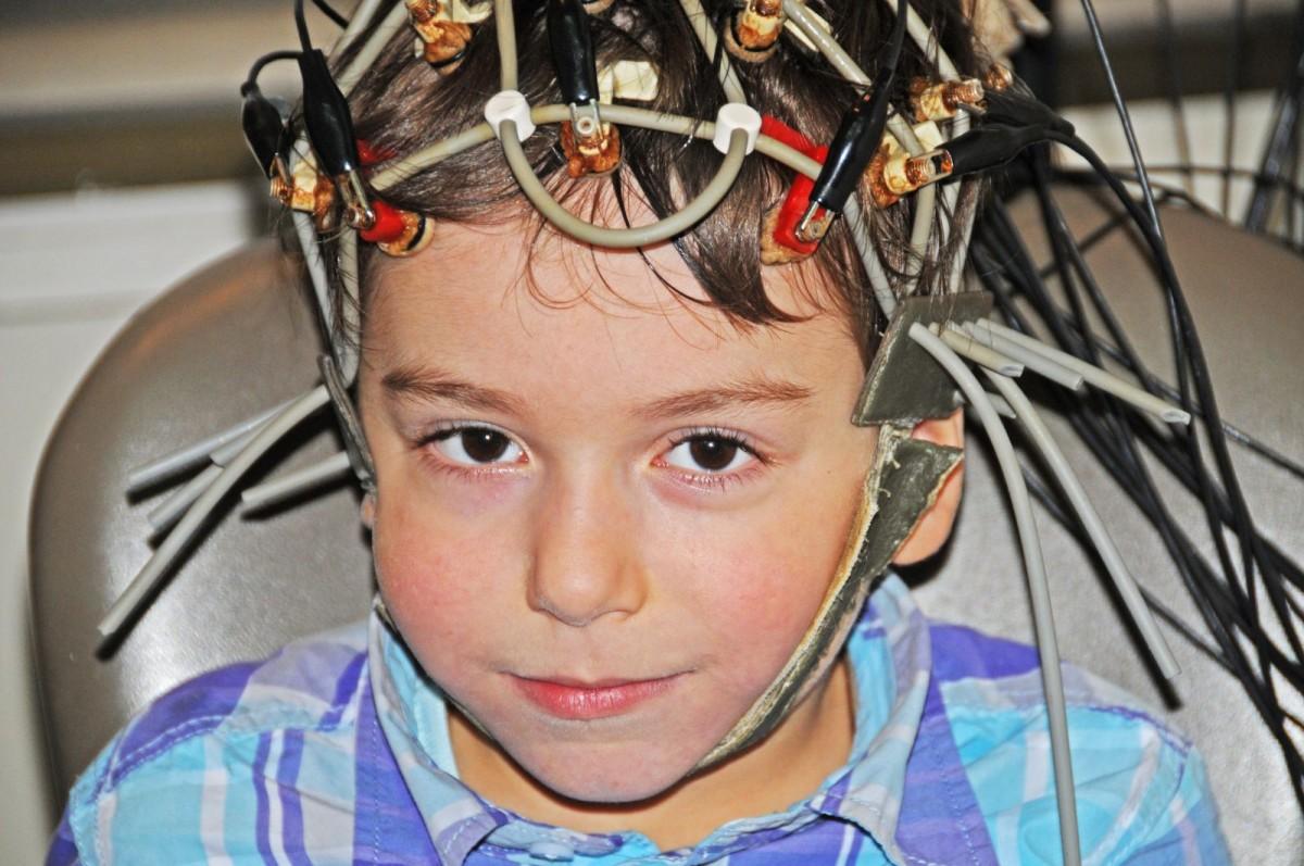 Исследование мозга ребенка