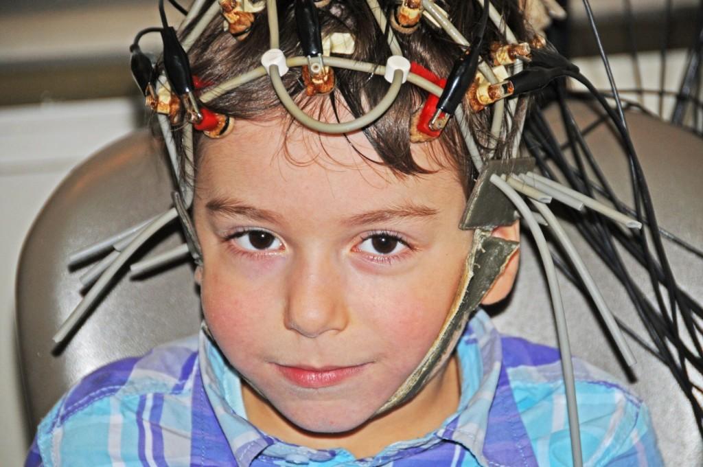 Процедура РЭГ для ребенка