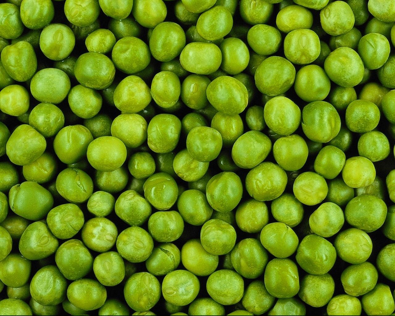Зеленый горошек