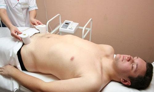 Процедура УЗИ почек у мужчин